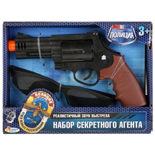 Купить Игровой набор Играем вместе Полиция, Свет+Звук HSY-005 (1801G232-R), Полицейские и шпионы