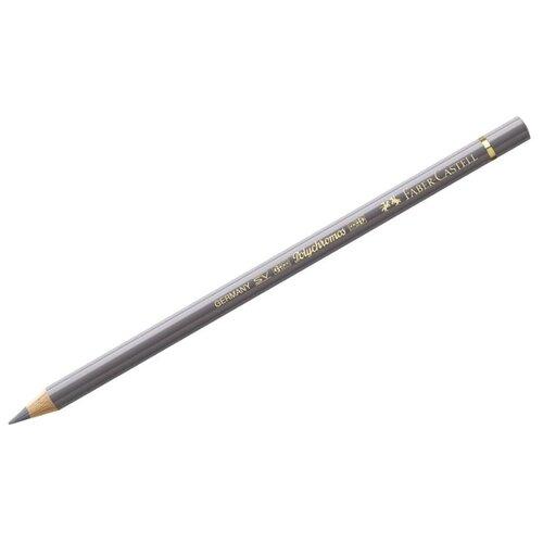 Купить Карандаш художественный Faber-Castell Polychromos , цвет 273 теплый серый IV, 289896, Цветные карандаши