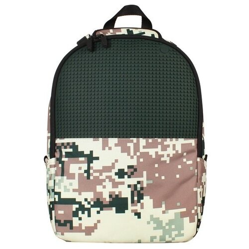 Upixel Рюкзак Camouflage Backpack WY-A021, зеленый upixel рюкзак mini backpack wy a012 зеленый желтый