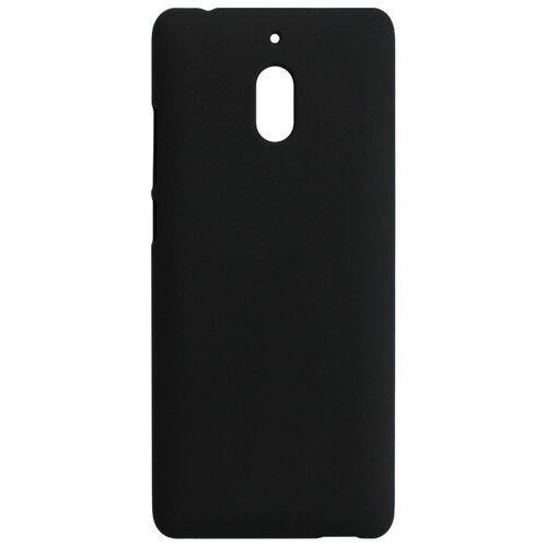 Чехол Volare Rosso Soft-touch для Nokia 2.1 2018 (пластик) черный