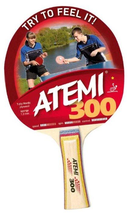 Ракетка ATEMI 300 CV
