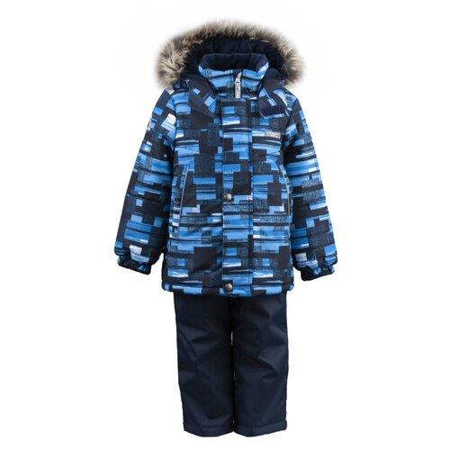 Купить Комплект с полукомбинезоном KERRY Robis K19420D 1040/6370/6500 размер 98, 6500, Комплекты верхней одежды