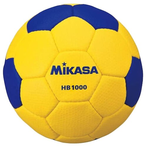 Мяч для гандбола Mikasa HB 1000 желтый/синий