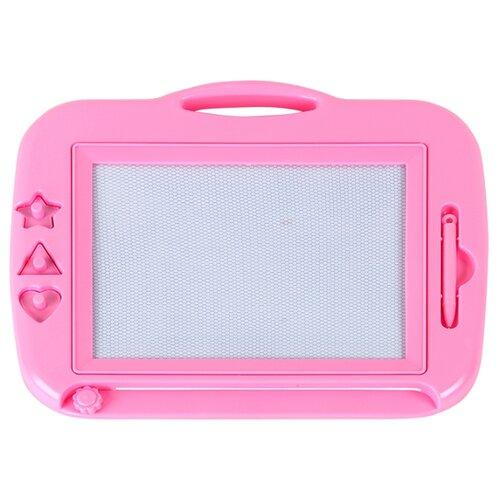 Купить Доска для рисования детская Джамбо Тойз JB1000160 розовый, Доски и мольберты