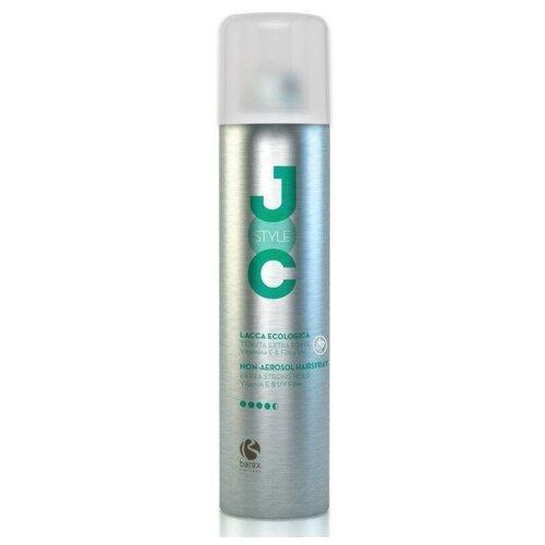 Купить Barex Эко-лак для волос Joc style Extra strong, экстрасильная фиксация, 300 мл