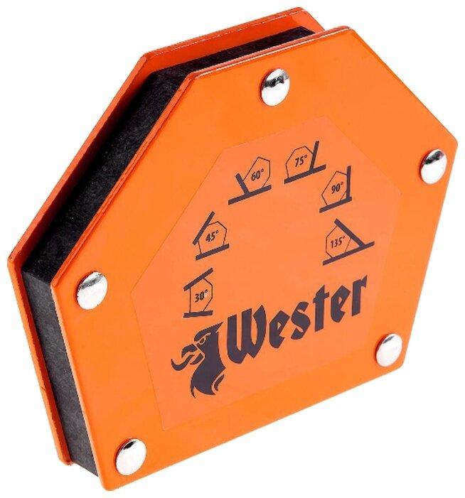 Магнитный угольник Wester WMCT50