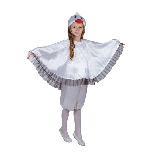 Купить Костюм ВИНИ Аист, белый, размер 122-128, Карнавальные костюмы