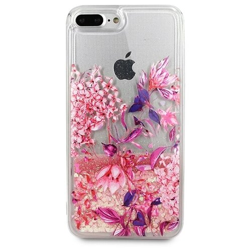 Чехол Pastila Life Style для Apple iPhone 7 Plus/iPhone 8 Plus цветы skinbox silicone chrome border color style 1 4people чехол для apple iphone 7 8 green