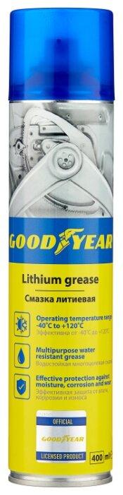 Автомобильная смазка GOODYEAR GY000702