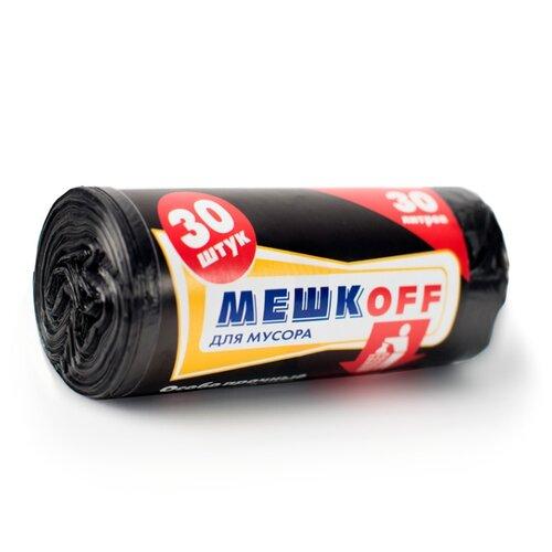 Мешки для мусора МЕШКОFF Особо прочные 1846 30 л (30 шт.) черный