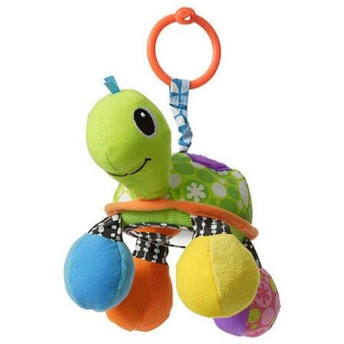 Купить Подвесная игрушка Infantino Черепашка (5054) зеленый, Подвески