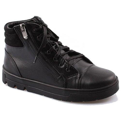 Ботинки КОТОФЕЙ размер 37, черный ботинки t taccardi размер 32 черный