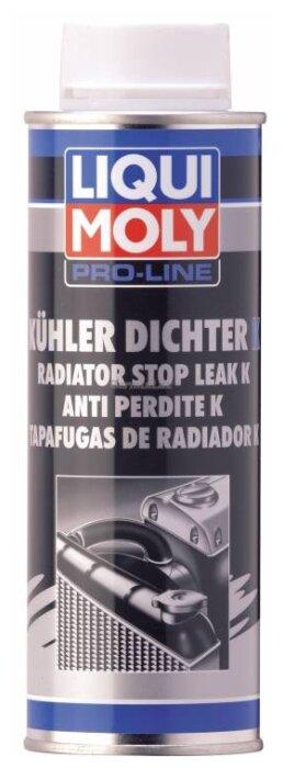 Универсальный герметик для ремонта автомобиля LIQUI MOLY Pro-Line Kuhlerdichter K 2294, 250 мл
