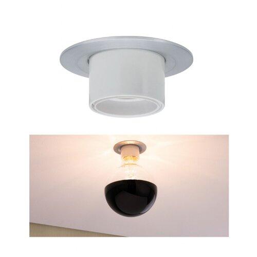 Светильник встраиваемый Nova Retro E27 max1x10W Al 93667 светильник spotlight teja max1x10w gu10 ni sat mt