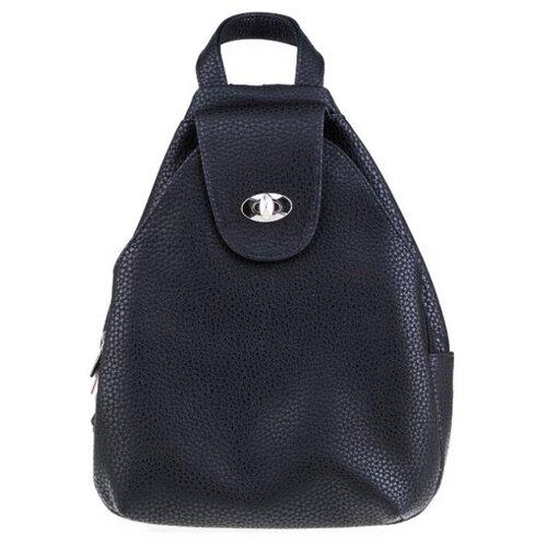 Сумка-рюкзак La Condesa, искусственная кожа, черный