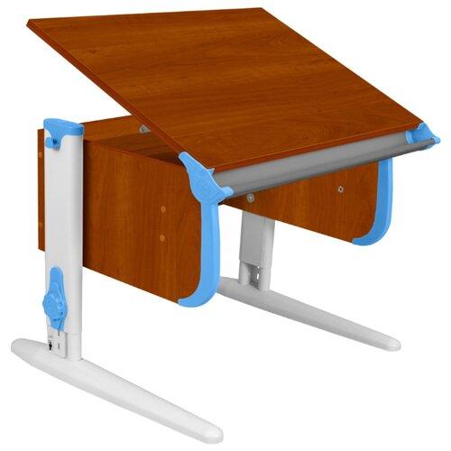 Купить Стол ДЭМИ СУТ-24 75x55 см яблоня/ниагара/белый, Парты и столы