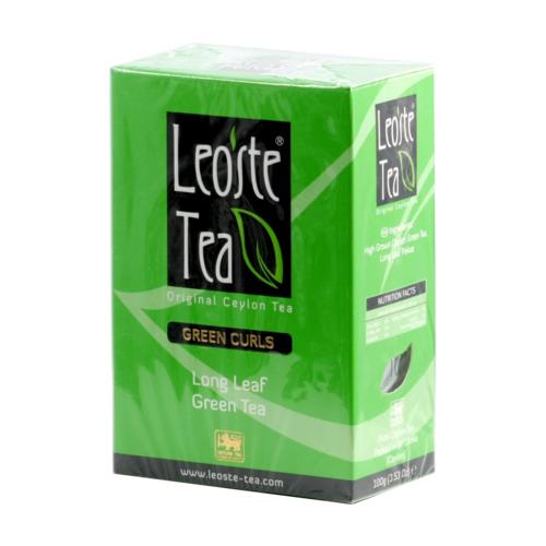 Чай зеленый Leoste tea Green