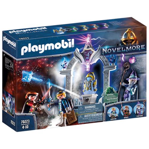 Купить Набор с элементами конструктора Playmobil Novelmore 70223 Храм времени, Конструкторы