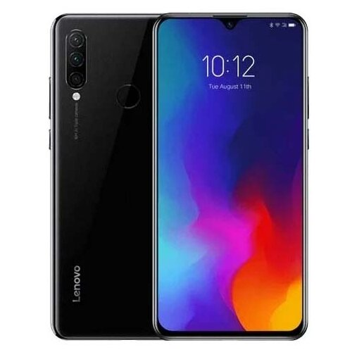 Смартфон Lenovo K10 Note 6/128GB черный смартфон