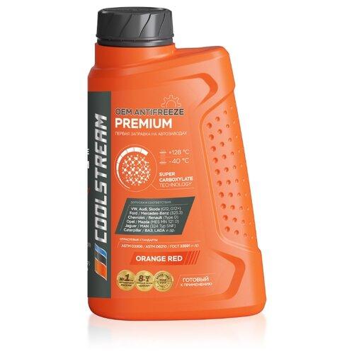 Антифриз Coolstream Premium 40 1 кг