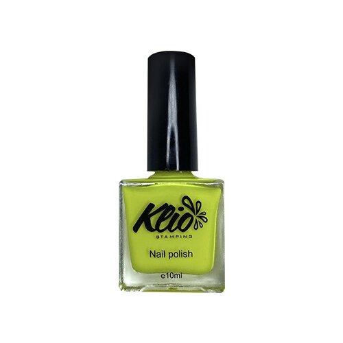Краска KLIO Professional для стемпинга 041 недорого