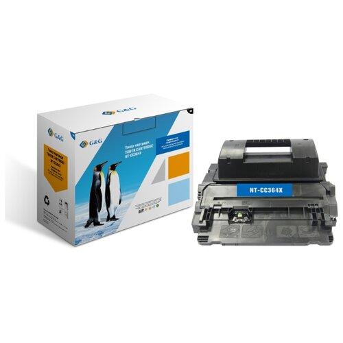 Фото - Картридж лазерный G&G NT-CC364X черный (24000стр.) для HP LJ P4015/P4515 картридж nv print cc364x cc364x cc364x cc364x для для hp laserjet p4010 p4015 p4015dn p4015n p4015tn p4015x p4510 p4515 p4515n p4515tn p4515x p4515xm 24000стр черный