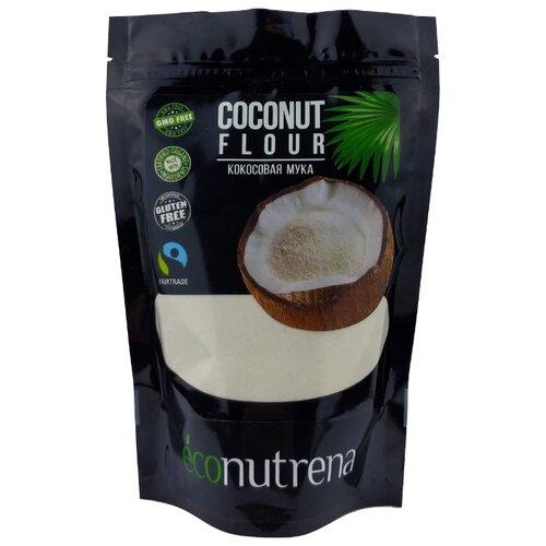 Мука Econutrena кокосовая, 0.25 кг