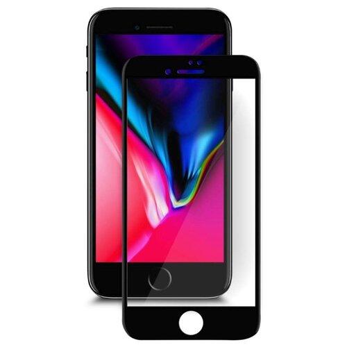 Защитное стекло Media Gadget 3D Full Cover Tempered Glass для iPhone 7/8 черный