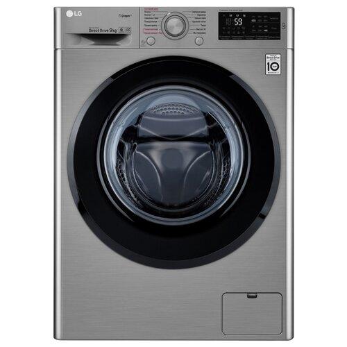 Стиральная машина LG Steam F4M5VS6S стиральная машина lg fh2a8hdn4