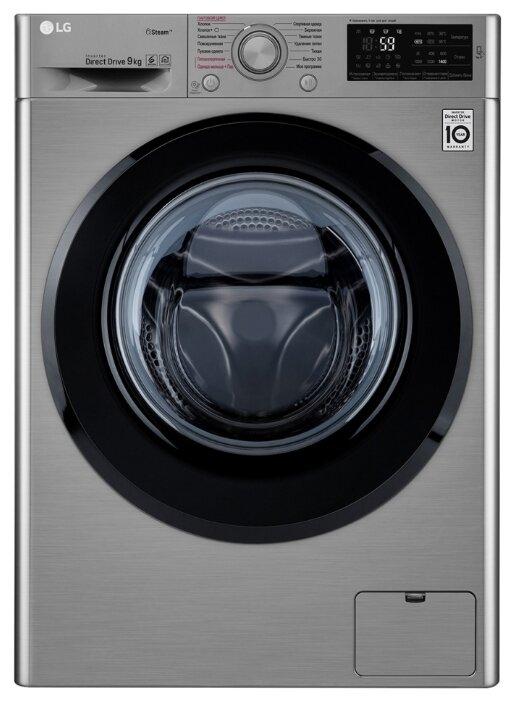 Стиральная машина LG Steam F4M5VS6S — стоит ли покупать? Выбрать на Яндекс.Маркете