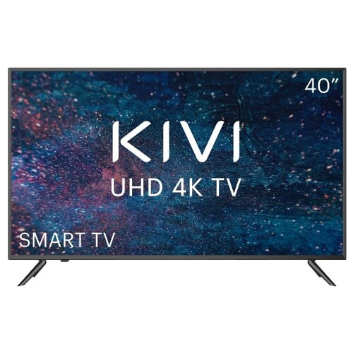 Фото - Телевизор KIVI 40U600KD 40 (2020), черный led телевизор kivi 40f710kb