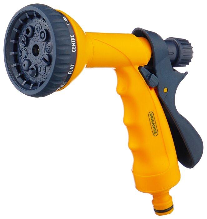 Пистолет для полива BRIGADIER многофункциональный, 10 режимов 84803