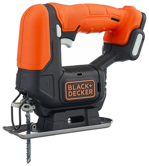 Электролобзик BLACK+DECKER BDCJS12N
