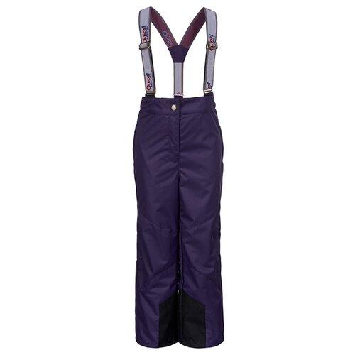 Купить Полукомбинезон Oldos Кейт 3A9PT33 размер 98, Гималаи фиолетовый, Полукомбинезоны и брюки