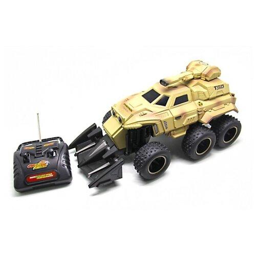 Радиоуправляемый монстр Beast Chariot (6 колес)