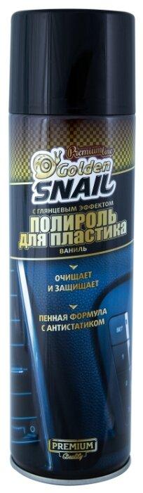 Golden Snail Полироль для пластика салона автомобиля Ваниль GS3003, 0.65 л