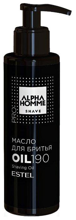 Масло для бритья Alpha Homme Pro Shave Estel