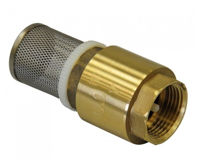Обратный клапан одностворчатый ELITECH 176249 муфтовый (ВР/ВР) с фильтром