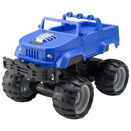Купить Монстр-трак Toyrific Monster Smash Ups (TY6082x) синий, Радиоуправляемые игрушки