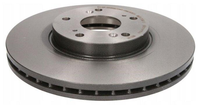 Тормозной диск передний Textar 92195000 296x25 для Honda Accord
