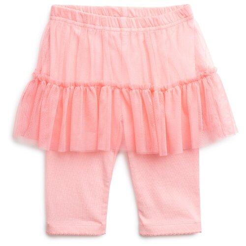 Купить Легинсы playToday Meow 198109 размер 92, розовый, Брюки и шорты