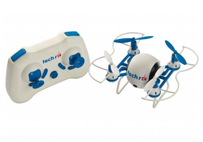 Квадрокоптер Lishitoys TR001 белый/синий фото 1