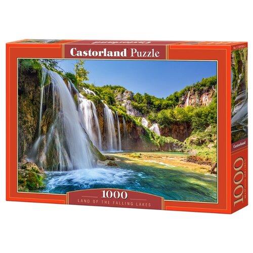 Купить Пазл Castorland Land of the Falling Lakes (C-104185), 1000 дет., Пазлы