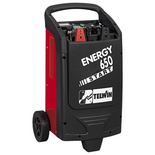 Пуско-зарядное устройство Telwin Energy 650 Start черный/красный зарядное