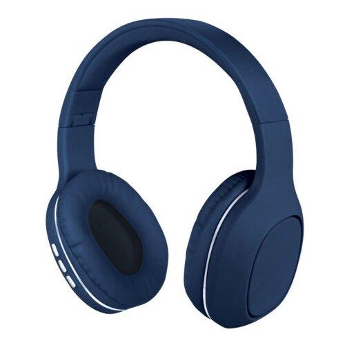 Беспроводные наушники Rombica mysound BH-04 blue беспроводные наушники gal bh 2001 2018 black