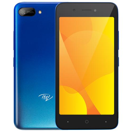 Смартфон Itel A25 голубой градиент смартфон itel a45 midnight black