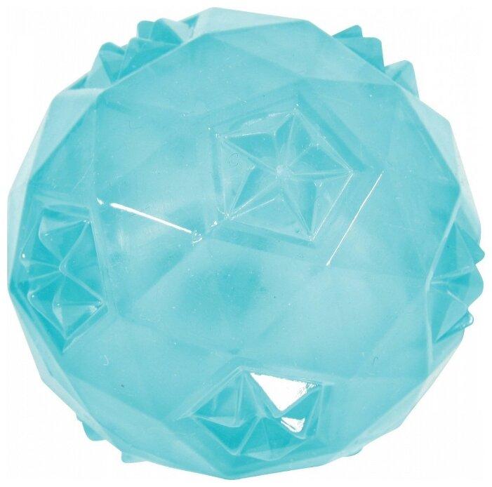 Мячик для собак ZOLUX из термопластичной резины 6 см