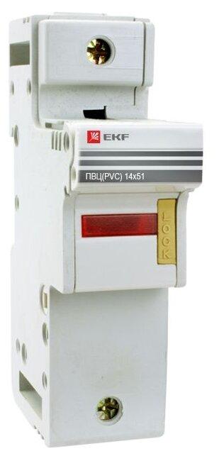 Предохранитель-разъединитель EKF PROxima pr-14-51-1