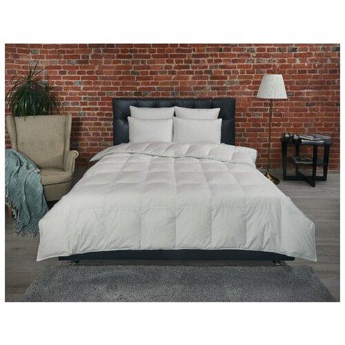 Одеяло Guten Morgen, сверхлегкое пуховое Royal, без рисунка, белый ; Размер: 1.5
