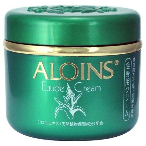Крем для тела Aloins Eaude Cream с экстрактом алоэ (с легким ароматом трав), банка, 185 г фото